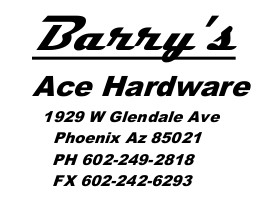 Barry's ACE Hardware